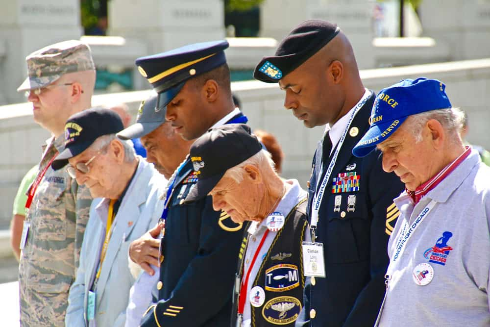Soldiers and Veterans