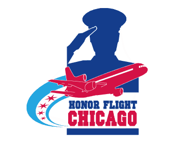 Honor Flight Chicago Retina Logo