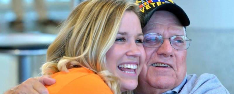 Honor Veterans
